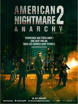 American Nightmare 2 : Anarchy (2014)