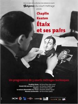 Chaplin, Keaton, Etaix et ses pairs (2013)
