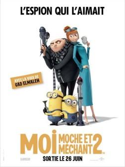 Moi, moche et méchant 2 (2013)