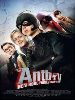 Antboy : La revanche de Red Fury (2014)