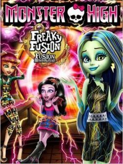 Monster High : Fusion monstrueuse (2014)