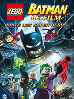 LEGO Batman : le film - Unité des supers héros DC Comics (2013)