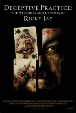 Deceptive Practices: The Mysteries and Mentors of Ricky Jay (2012)
