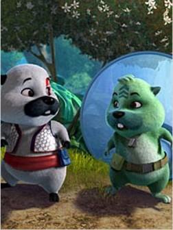 Les extraordinaires aventures de Zhu (2011)