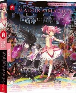 Puella Magi Madoka Magica Beginnings (2011)