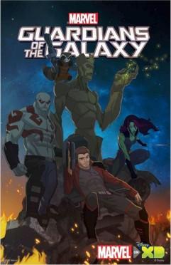 Les Gardiens de la Galaxie (Séries TV)