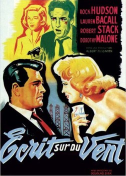 Ecrit sur du vent (1956)