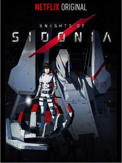 Knights of Sidonia (Séries TV)