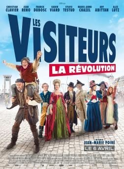 Les Visiteurs - La Révolution (2015)