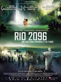 Rio 2096 : Une histoire d'amour et de furie (2013)