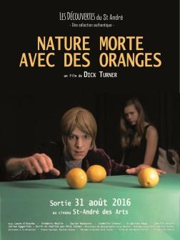 Nature morte avec des oranges (2015)