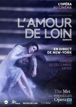 L'amour de loin (pathé live) (2016)