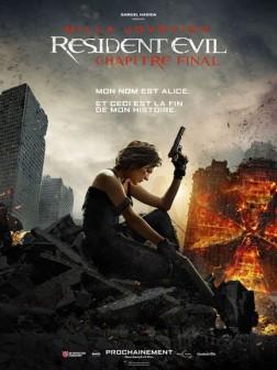 Resident Evil : Chapitre Final (2015)