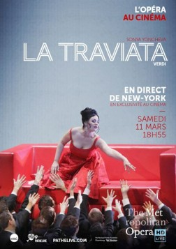 La Traviata (Met-Pathé live) (2017)