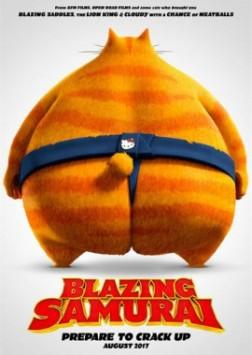 Blazing Samurai (2017)