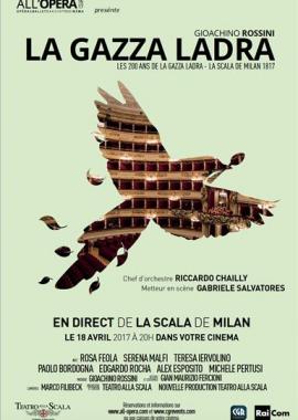 La Gazza Ladra - All'Opera (CGR Events) (2017)