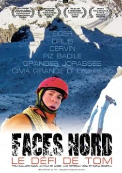 Faces Nord, le défi de Tom (2016)