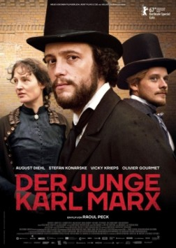 Le jeune Karl Marx (2016)