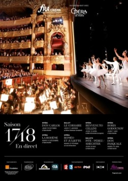 La Bohème (Opéra de Paris-FRA Cinéma) (2017)