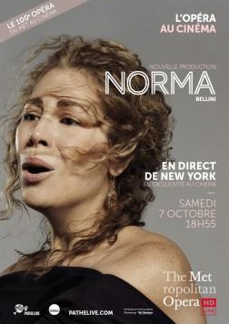 Norma (Met-Pathé Live) (2017)