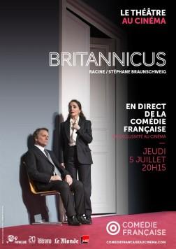 Britannicus (Comédie-Française / Pathé Live) (2018)