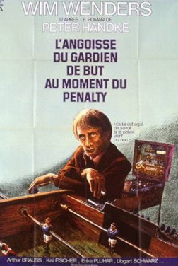 L'Angoisse du gardien de but au moment du penalty (1971)