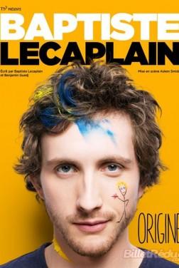 Baptiste Lecaplain - Origines (2018)