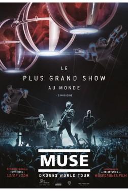 Muse : Drones World Tour (Pathé Live) (2018)