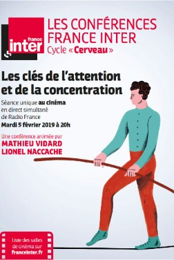 Les Clés de l'attention et de la concentration (2019)