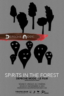 Depeche Mode : Spirits in the Forest (2019)