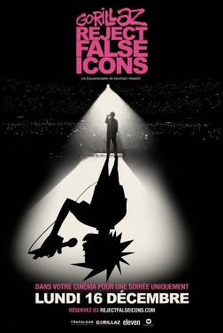 Gorillaz: Reject False Icons (2019)