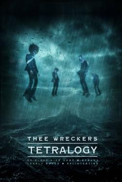 Thee Wreckers Tetralogy - Un trip rock de Rosto (2020)