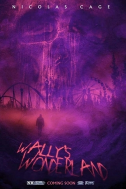 Wally's Wonderland (2020)