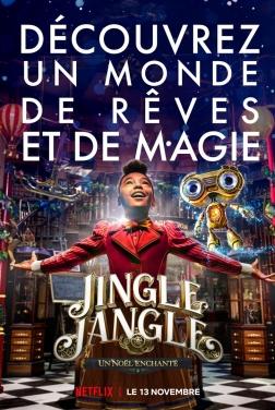 Jingle Jangle : Un Noël enchanté (2020)