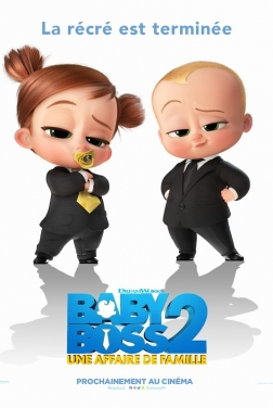 Baby Boss 2 : une affaire de famille (2021)