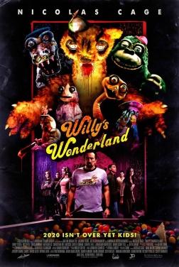 Willy's Wonderland (2021)