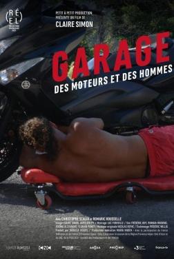 Garage, des moteurs et des hommes (2021)
