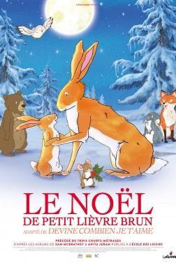 Le Noël de petit lièvre brun (2021)