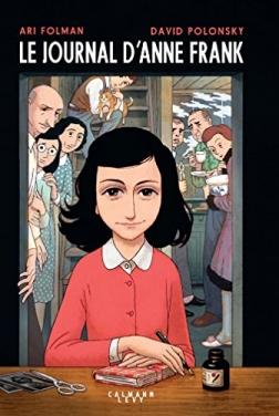 Le Journal d'Anne Frank (2021)