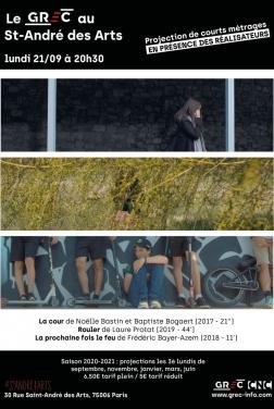 Le Grec au Saint-André des Arts : Carte Blanche à Fréderic Bayer (2021)