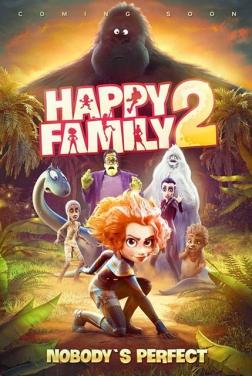 Monster Family : Nobody's Perfect (2021)